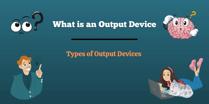 What is an Output Device