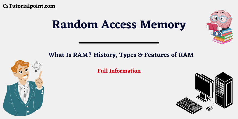 What is RAM (Random Access Memory)